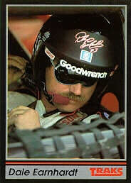 Dale Earnhardt photo by Traks